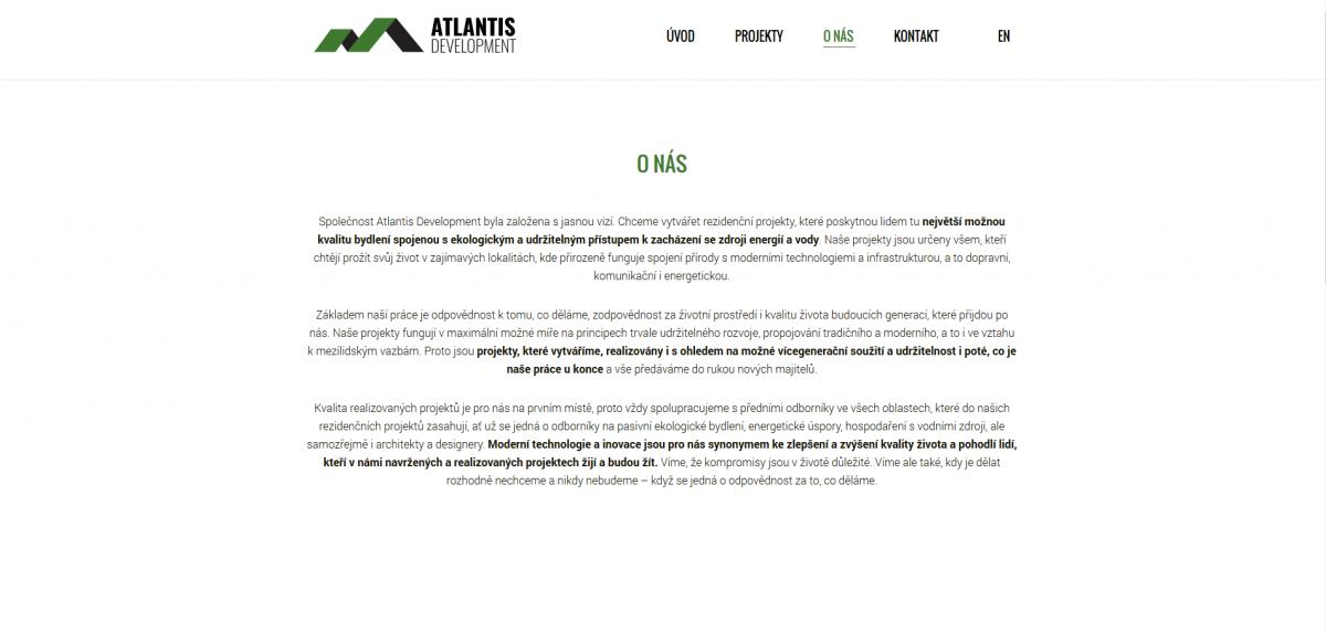 Atlantis Development